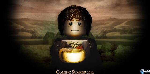 Habr� un juego de LEGO Lord of the Rings