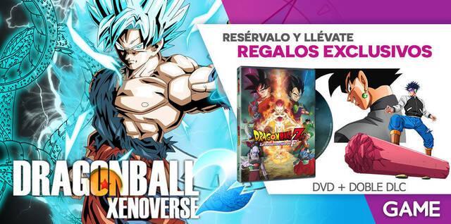 GAME anuncia su campaña de reservas y ediciones exclusivas para Dragon Ball Xenoverse 2