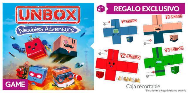 GAME detalla sus incentivos por reserva para Unbox: Newbie's Adventure
