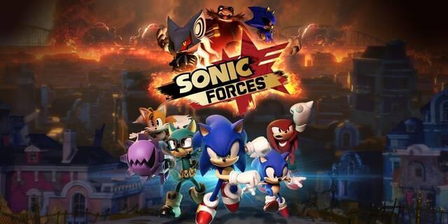 Jugamos en directo a Sonic Forces