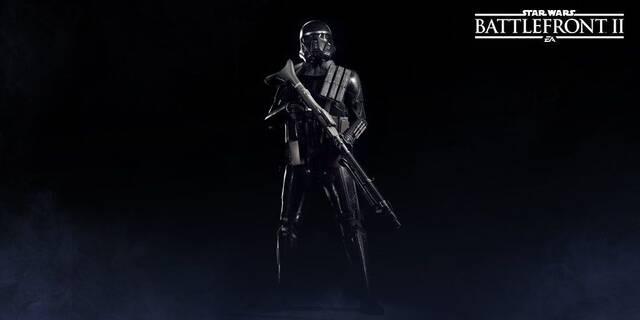 EA presenta los personajes especiales de Star Wars Battlefront II