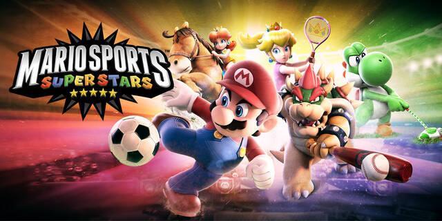 Mario Sports Superstars enseña sus carreras de caballos en un nuevo tráiler