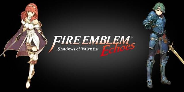 Más detalles sobre el uso de amiibos en Fire Emblem Echoes