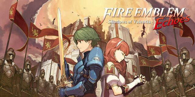 Nintendo muestra el pase de temporada de Fire Emblem Echoes: Shadows of Valentia
