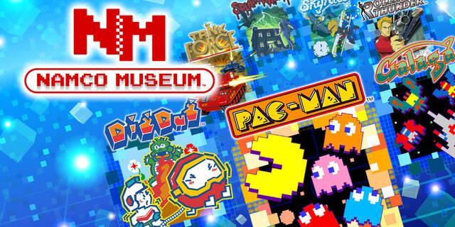 Namco Museum para Nintendo Switch recibe un parche