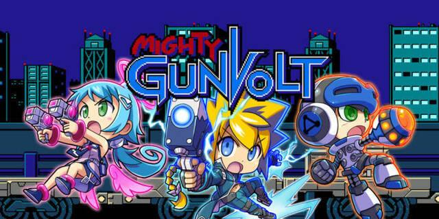 Anunciado Mighty Gunvolt Burst para Nintendo Switch y 3DS