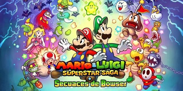 Mario & Luigi: Superstar Saga presenta su tráiler de lanzamiento