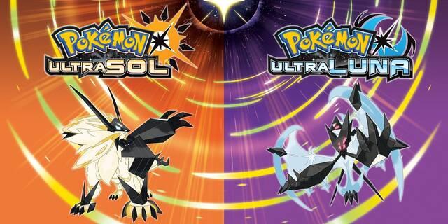 Anunciados Pokémon Ultraluna y Pokémon Ultrasol