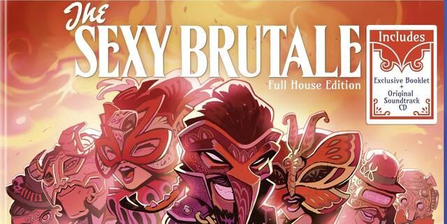 The Sexy Brutale recibirá una edición física para PS4 el próximo 25 de abril