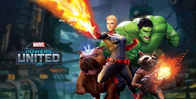 Anunciado Marvel Powers United VR para Oculus Rift