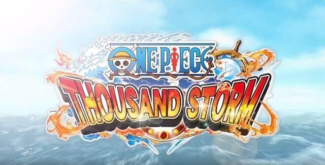 One Piece: Thousand Storm ya está disponible en castellano