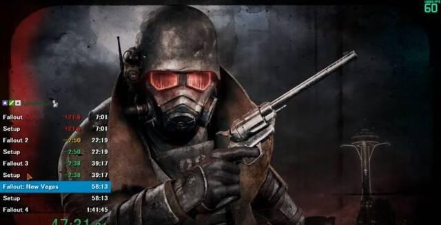 Un jugador finaliza la antología de Fallout en menos de 2 horas