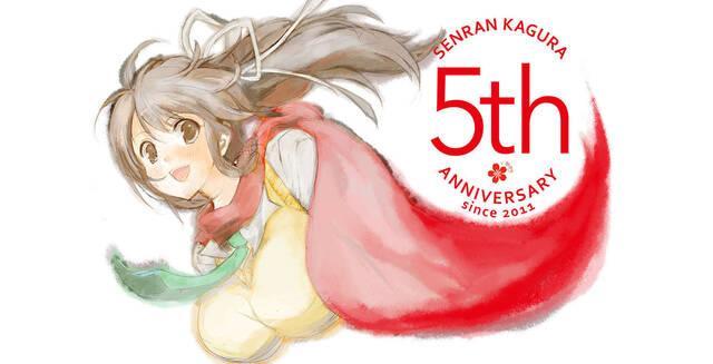 Marvelous prepara el anuncio de un nuevo Senran Kagura