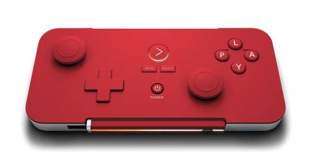 GameStick muestra nuevos prototipos de colores