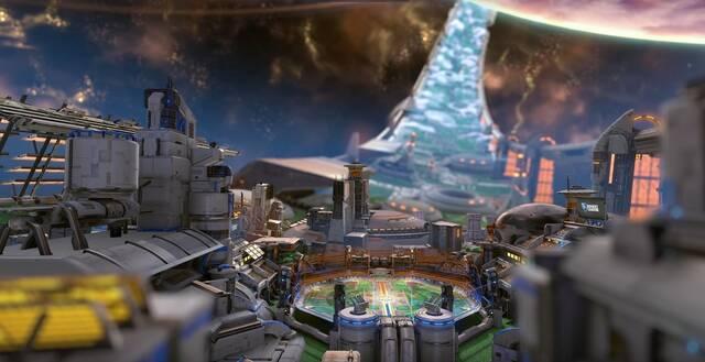 Rocket League saltará al espacio con su nueva arena Starbase ARC
