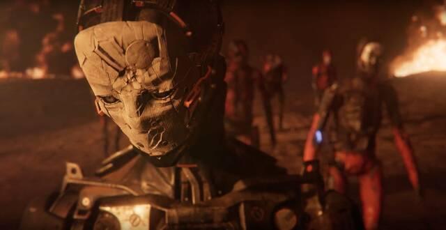 El director Neill Blomkamp y Unity presentan Adam: The Mirror