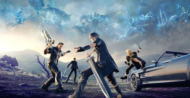 El director de Final Fantasy XV alaba la potencia de Xbox One X
