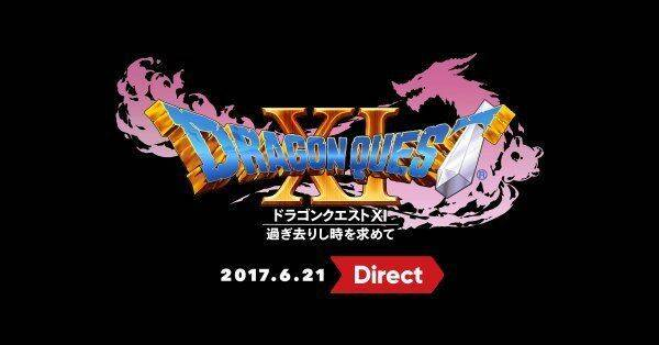 Anunciado un Nintendo Direct dedicado a Dragon Quest XI en Nintendo 3DS