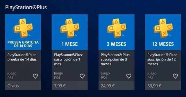 PlayStation Plus sube de precio oficialmente en España