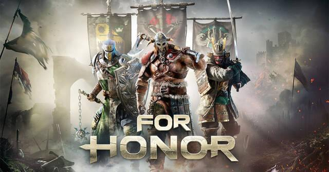 For Honor es el juego más vendido la última semana en Reino Unido