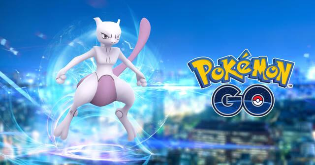 Combate contra Mewtwo Pokémon Go