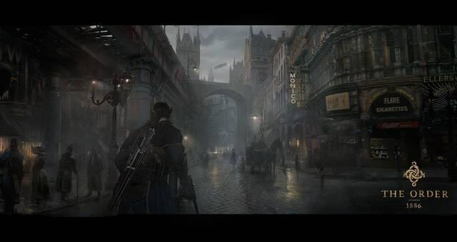 The Order: 1886 estrena su tráiler de la Gamescom