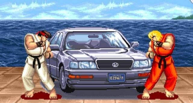 El clásico bonus de Street Fighter II se podrá jugar en realidad virtual
