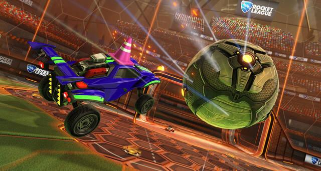 Comienza el evento de Halloween de Rocket League