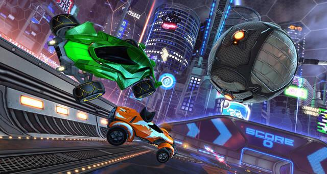 Rocket League funcionará a 720p en Nintendo Switch