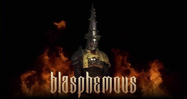 Blasphemous consigue otra meta adicional en Kickstarter