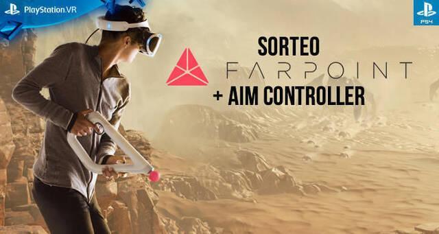 Día 4: Gana con Vandal un pack Farpoint + Aim Controller