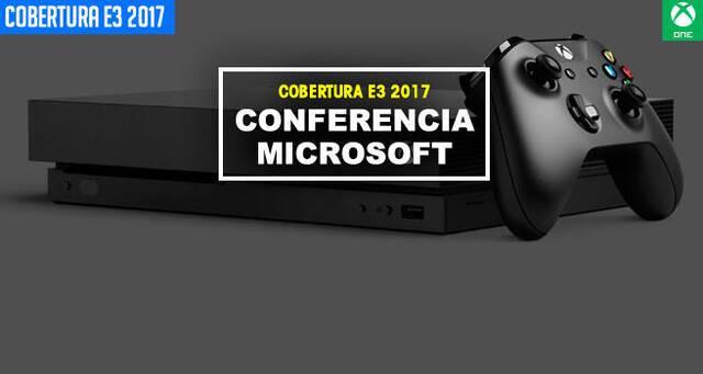 Resumen: Xbox One X da un potente golpe sobre la mesa en el E3 2017