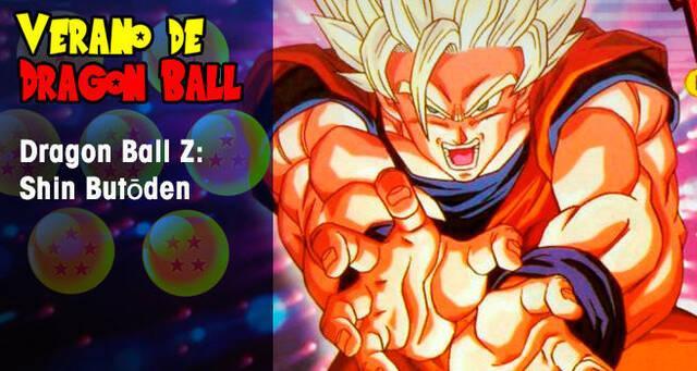 Verano de Dragon Ball: Dragon Ball Z Shin Butōden
