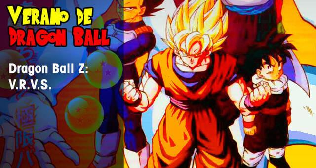 Verano de Dragon Ball: Dragon Ball Z: V.R.V.S.
