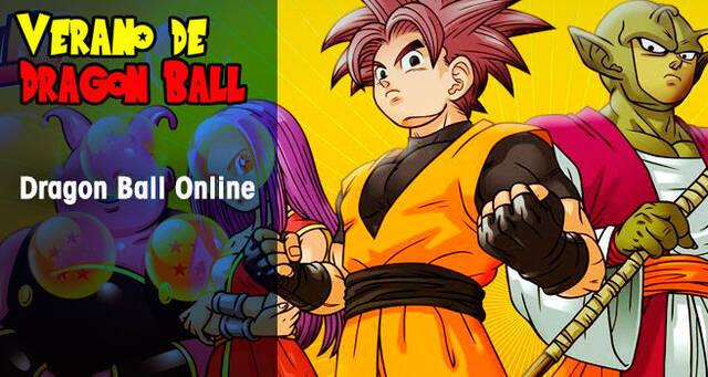 Verano de Dragon Ball: Dragon Ball Online