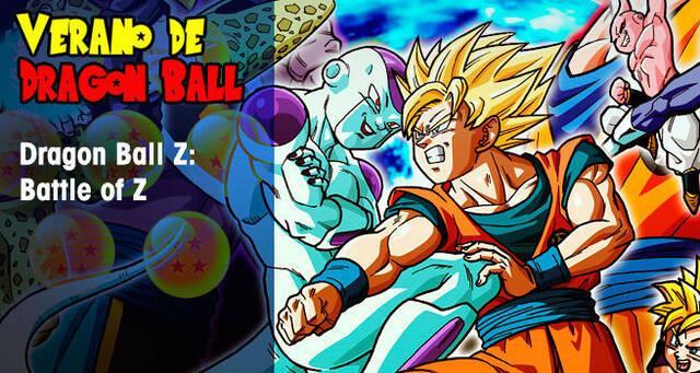 Verano de Dragon Ball: Dragon Ball Z: Battle of Z