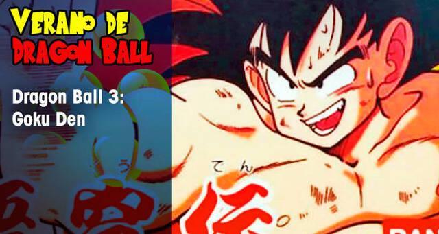 Verano de Dragon Ball: Dragon Ball 3: Gokuden (1989)