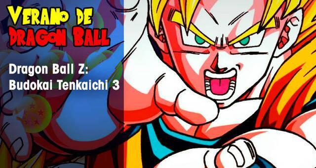 Verano de Dragon Ball: Dragon Ball Z: Budokai Tenkaichi 3