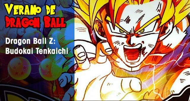 Verano de Dragon Ball: Dragon Ball Z Budokai Tenkaichi