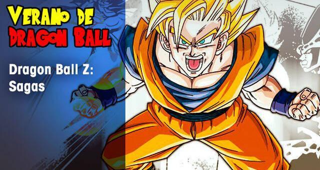 Verano de Dragon Ball: Dragon Ball Z Sagas