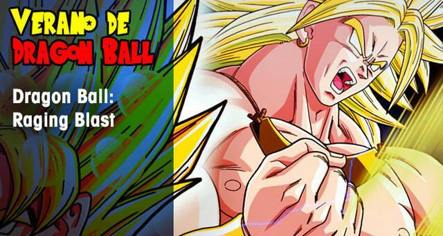 Verano de Dragon Ball: Dragon Ball Raging Blast