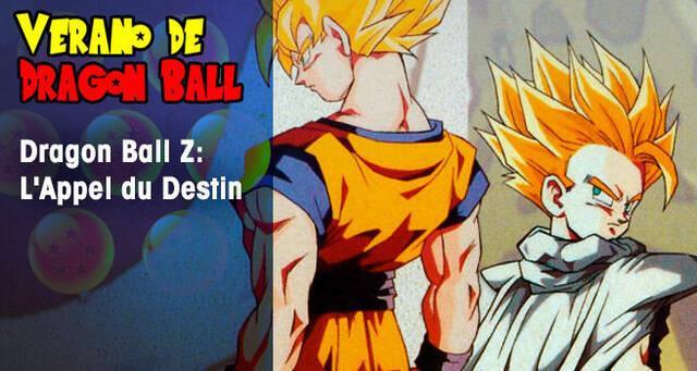 Verano de Dragon Ball: Dragon Ball Z L'Appel du Destin
