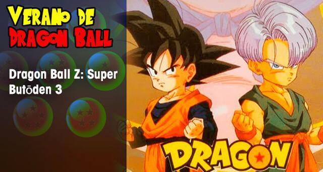 Verano de Dragon Ball: Dragon Ball Z Super Butōden 3