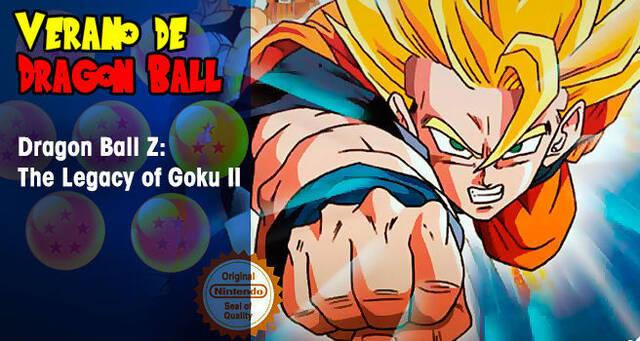 Verano de Dragon Ball: Dragon Ball Z: The Legacy of Goku II