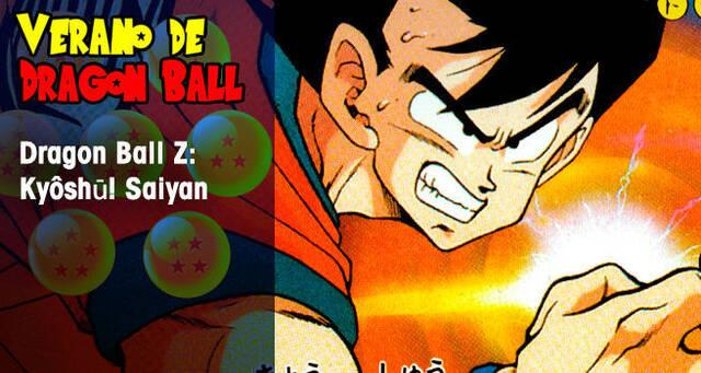 Verano de Dragon Ball: Dragon Ball Z Kyôshū! Saiyan