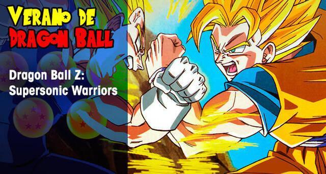 Verano de Dragon Ball: Dragon Ball Z Supersonic Warriors