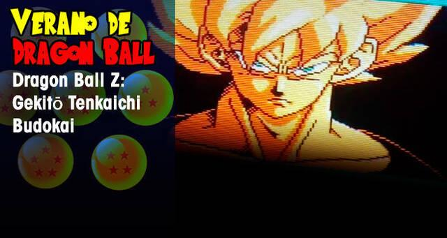 Verano de Dragon Ball: Dragon Ball Z Gekitō Tenkaichi Budokai