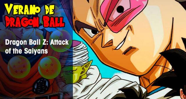 Verano de Dragon Ball: Dragon Ball Z Attack of the Saiyans