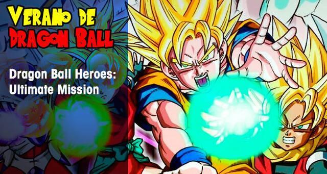 Verano de Dragon Ball: Dragon Ball Heroes Ultimate Mission