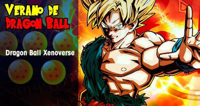 Verano de Dragon Ball: Dragon Ball Xenoverse